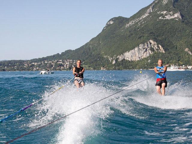 Ski Nautique Et Wakeboard Annecy Gites Annecy